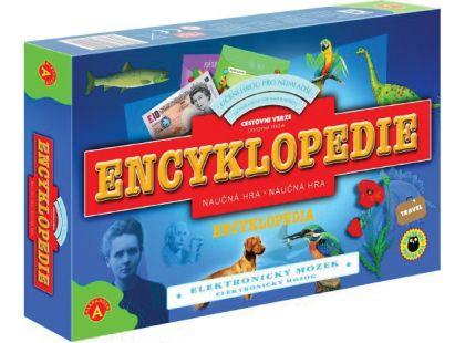 Alexander Encyklopedie - elektronický mozek