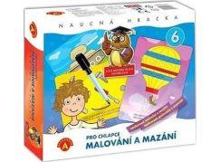 Alexander Malování a mazání pro chlapce