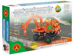 Alexander Malý konstruktér Autojeřáb Hercules