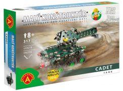Alexander Malý konstruktér Cadet Tank