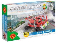 Alexander Malý konstruktér Hasiči 150 Fire Engine