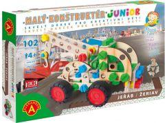 Alexander Malý konstruktér Junior 3 v 1 jeřáb