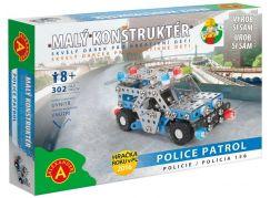Alexander Malý konstruktér Policie