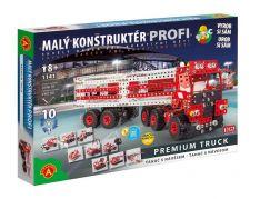 Alexander Malý konstruktér Profi Premium Truck 10 v 1 Skříňový návěs