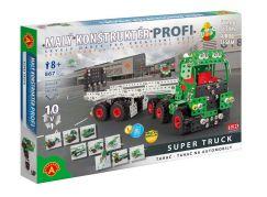 Alexander Malý konstruktér Profi Super Truck 10 v 1 Autonávěs