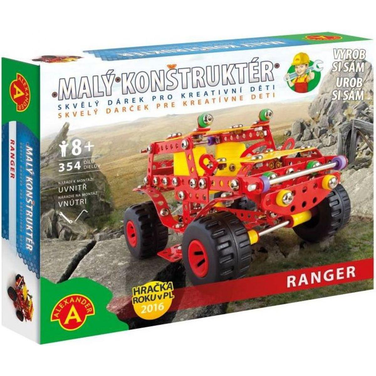 Alexander Malý konstruktér Ranger
