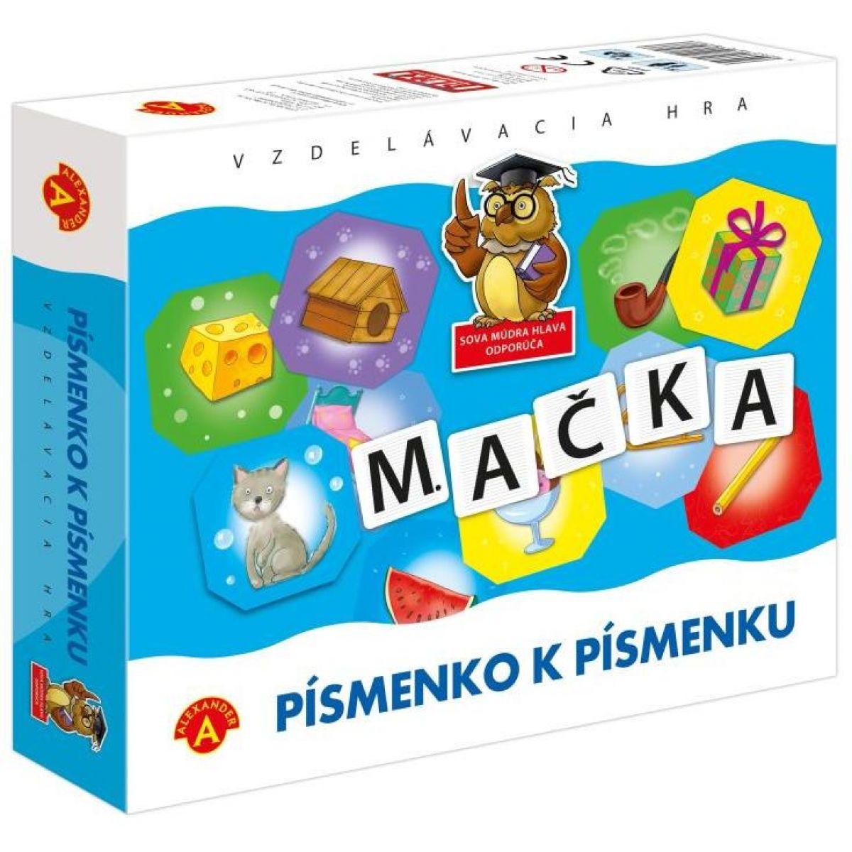 Alexander Písmenko k písmenku slovenská verzia