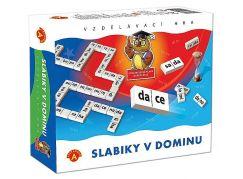 Alexander Slabiky v dominu společenská hra vzdělávací