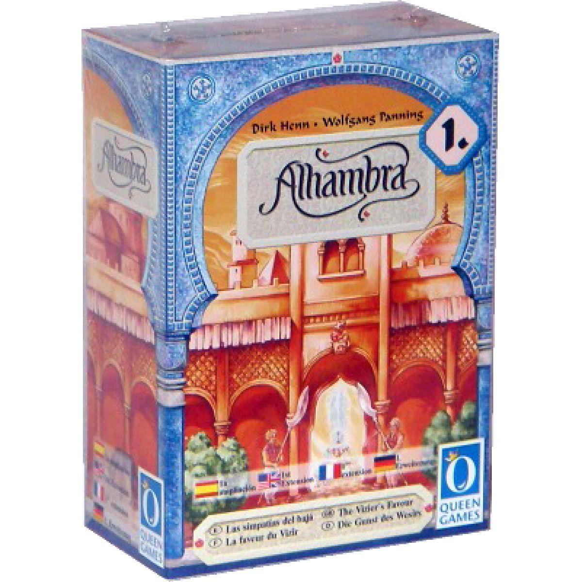 Alhambra - Vezírova přízeň rozšíření 1.