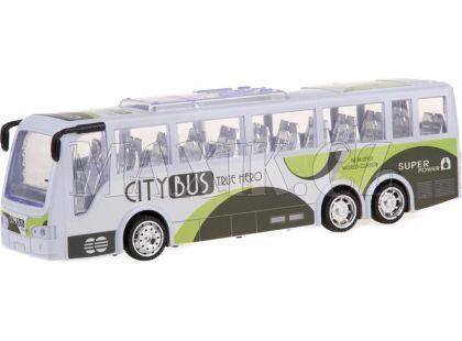 Alltoys Autobus - Bílý