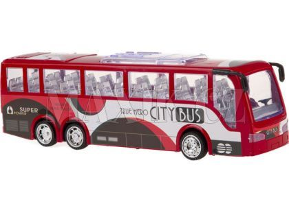 Alltoys Autobus - Červený
