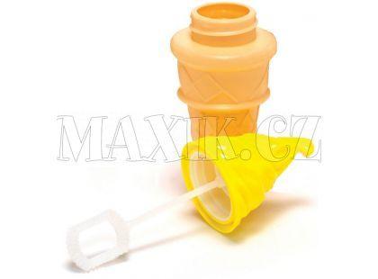 Alltoys Bublifuk zmrzlina 100ml - Žlutá