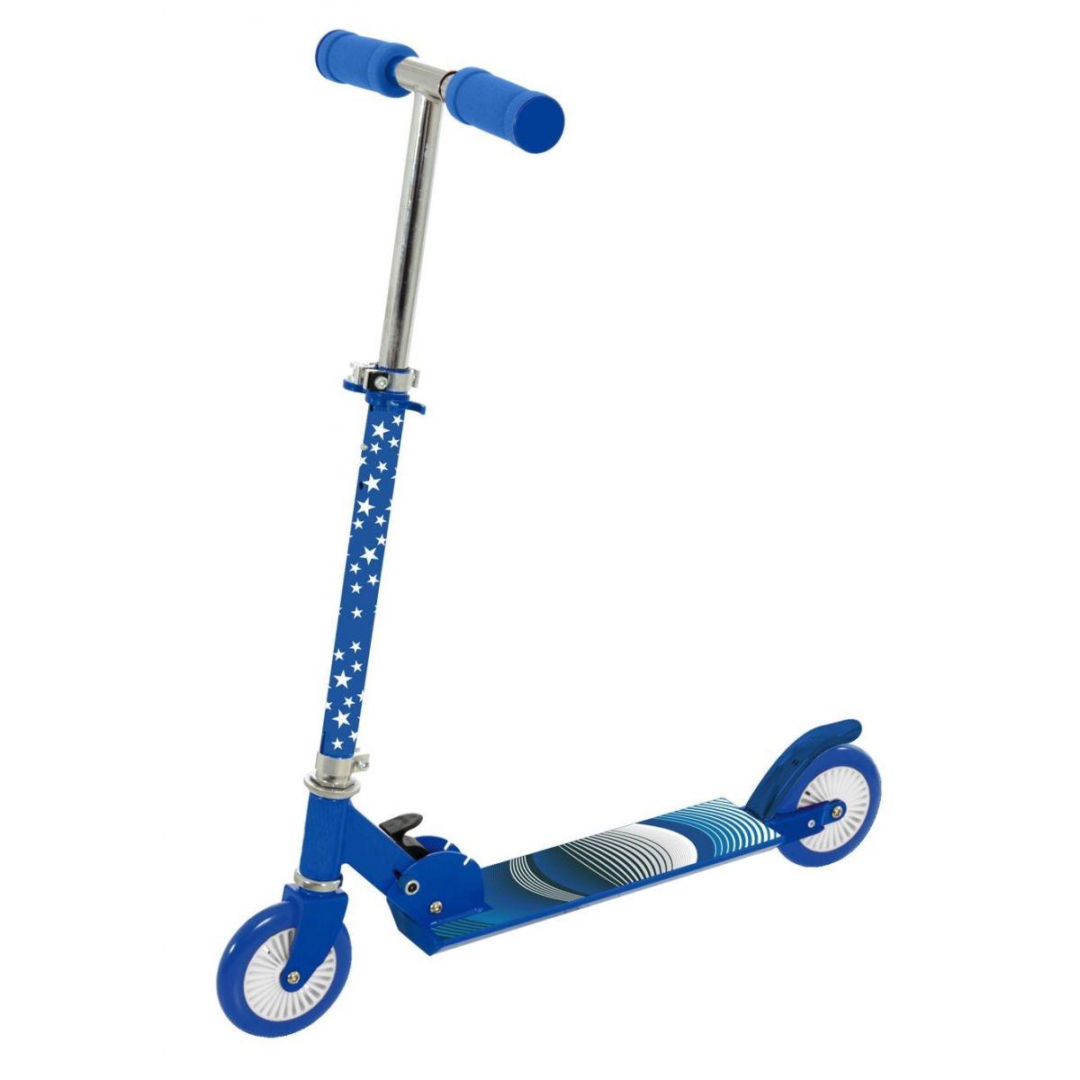 Alltoys Dětská koloběžka Scooter modrá