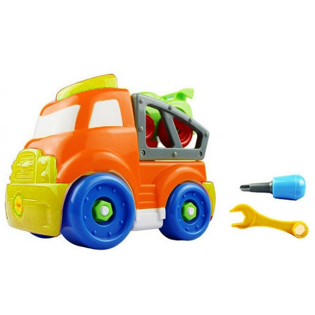 Alltoys Dopravní prostředek se šroubovákem - Odtahový vůz