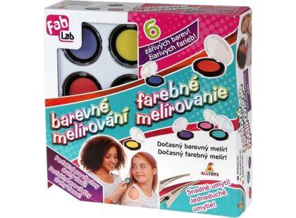 Alltoys Fab-Lab Barevné melírování