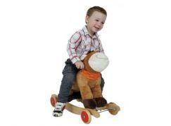 Alltoys Houpací poník s kolečky - Poškozený obal