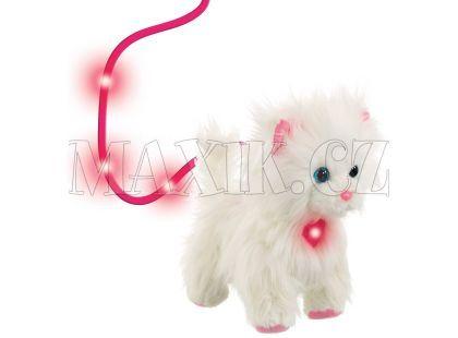 Alltoys Kočička Cassy na vodítku
