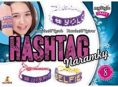Alltoys MyStyle Hashtag náramek