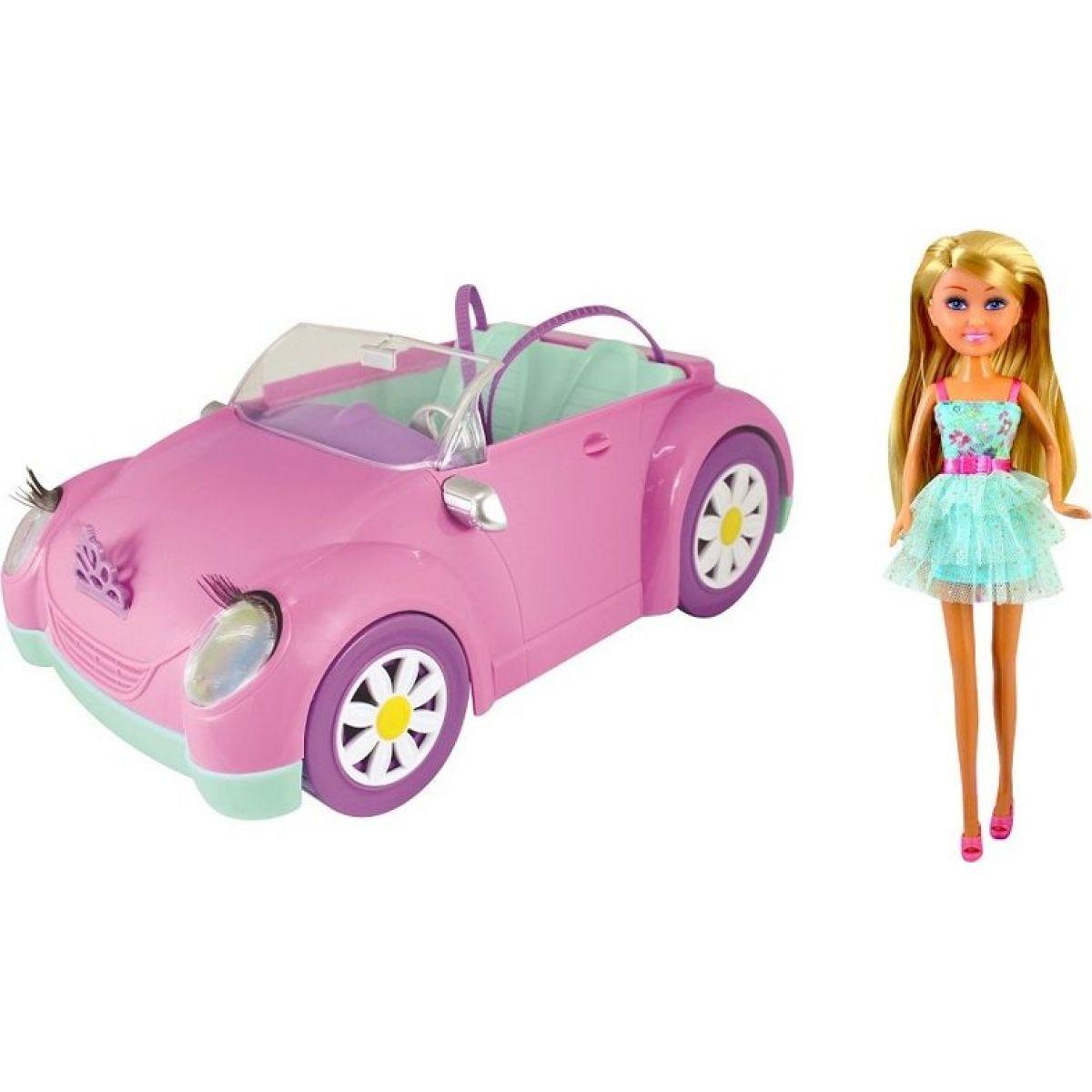 Alltoys Panenka Sparkle Girlz v autíčku