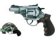 Alltoys Policejní revolver Gold