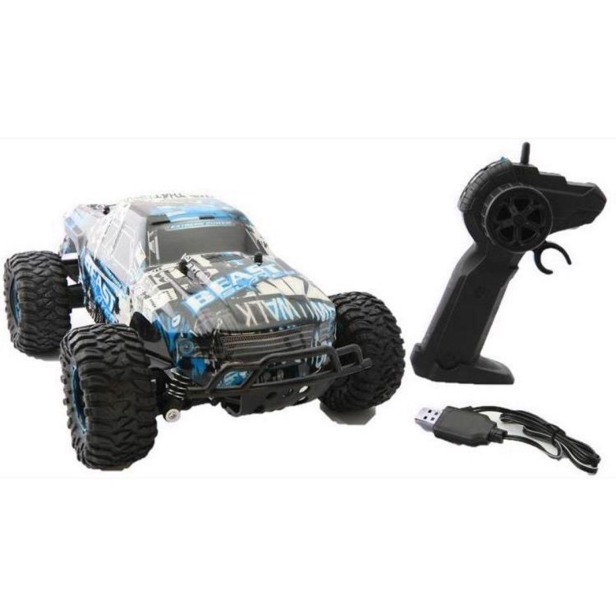 Alltoys RC auto 1:16 rychlostní buggy modrá