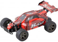 Alltoys RC auto 1:18 rychlé buggy červená