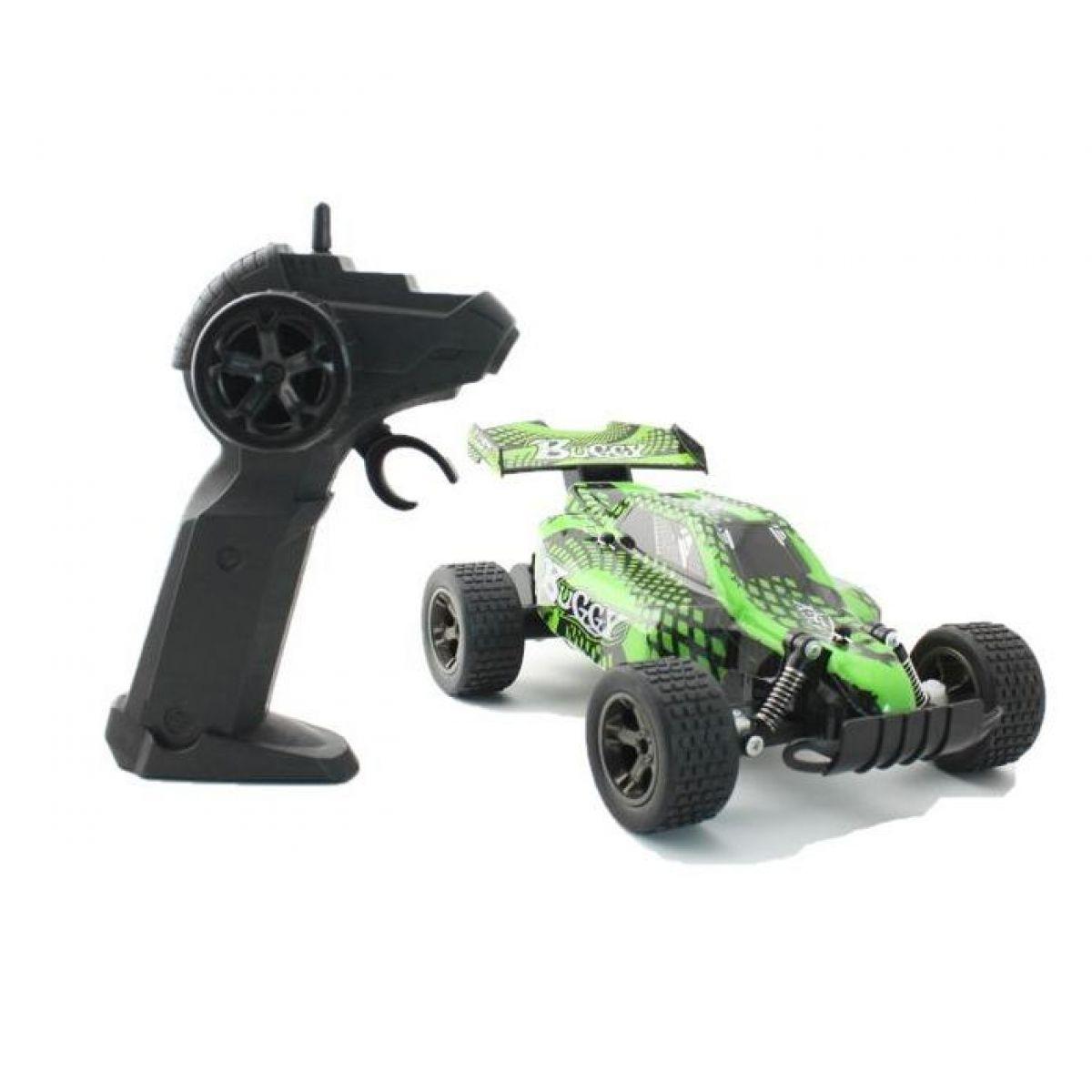 Alltoys RC auto 1:18 rychlé buggy zelená