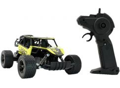 Alltoys RC auto 1:18 rychlostní buggy žlutá