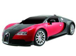 Alltoys RC auto Bugatti Veyron 1:26 červeno-černé