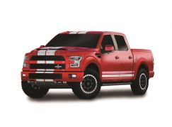 Alltoys RC auto Ford Shelby F-150 1:16 Červený