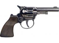 Alltoys Revolver kovbojský stříbrný kovový