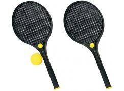 Alltoys Soft tenis černý 44 cm
