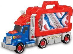Alltoys Šroubovací náklaďák s nářadím zvuk a světlo