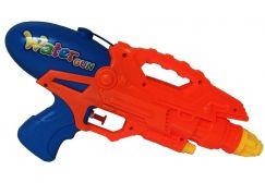 Alltoys Vodní pistole 29 cm Oranžovo-modrá