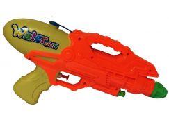 Alltoys Vodní pistole 29 cm Oranžovo-žlutá