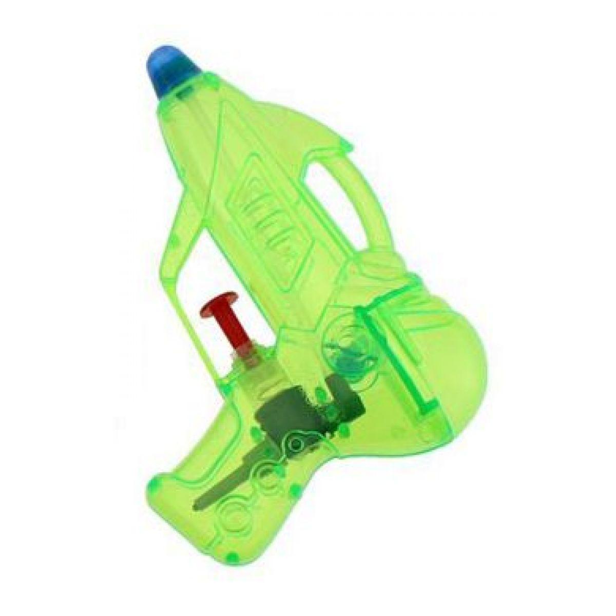 Alltoys Vodní pistolka 13 cm Zelená
