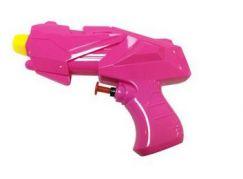 Alltoys Vodní pistolka 15 cm Růžová