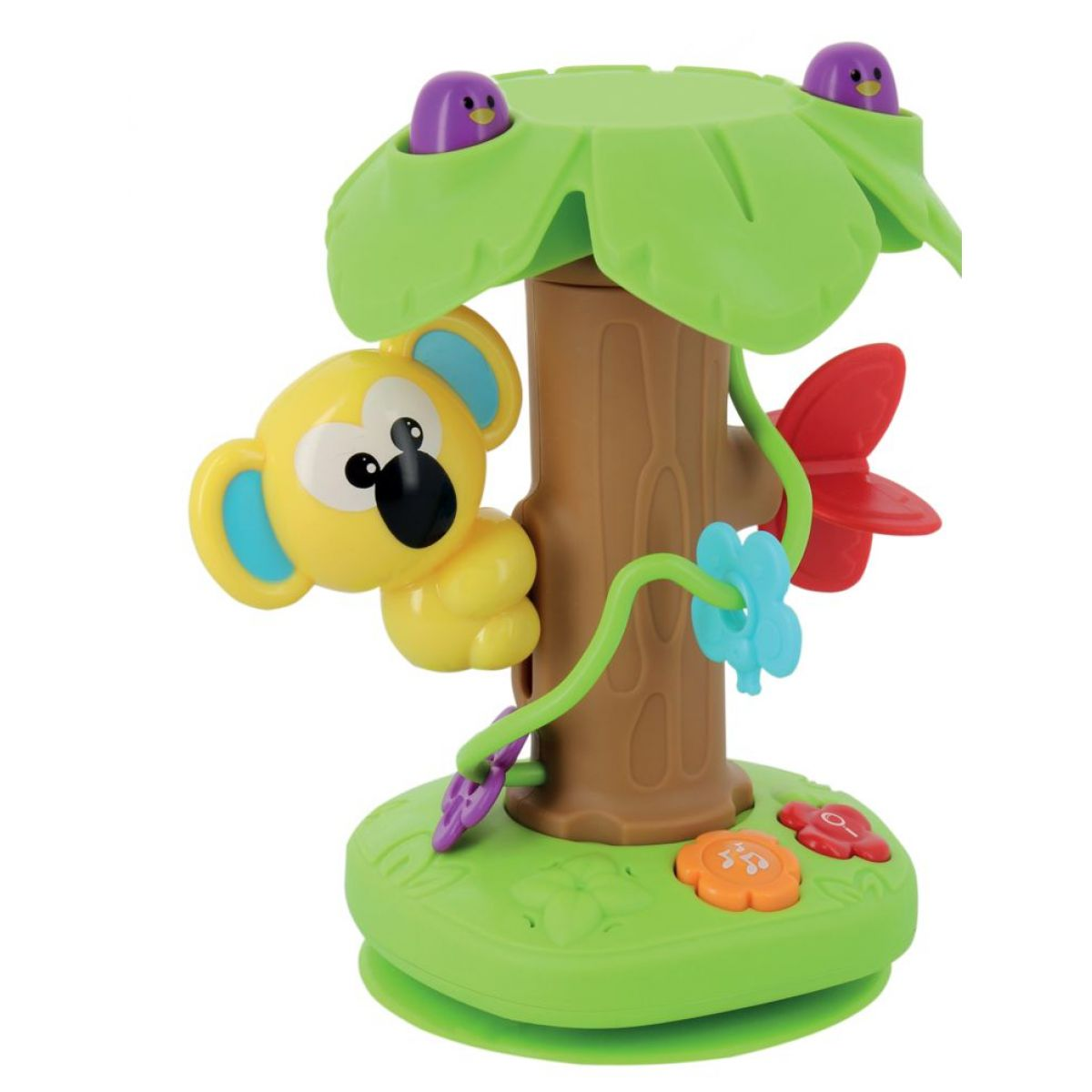 Alltoys Zvuková koala na stromě s přísavkou na stůl