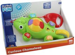 Alltoys Zvukový chameleon tahací