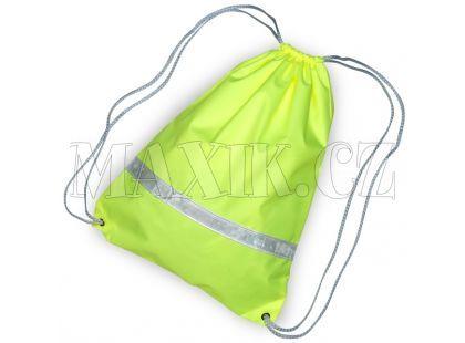 Altima Reflexní batoh - Žlutá