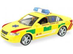 Ambulance rychlé osobní vozidlo s CZ IC