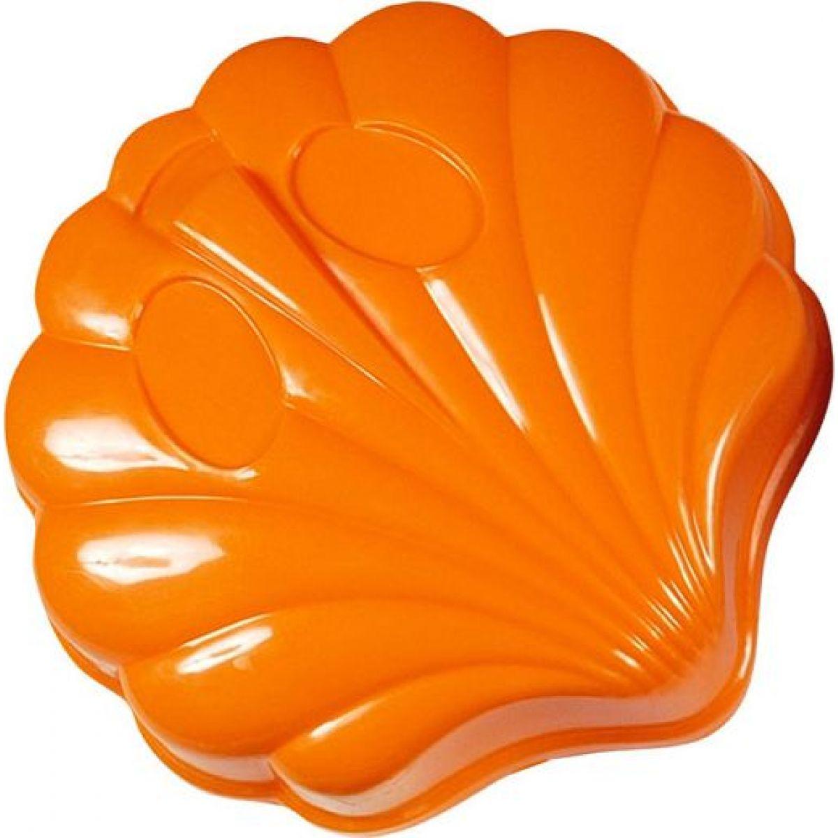 Androni Bábovičky Mořská zvířátka - Mušle oranžová