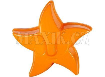 Androni Bábovičky Mořská zvířátka - Hvězdice oranžová