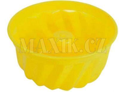 Androni Formičky bábovka - Žlutá