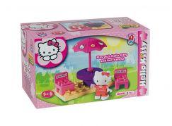 Androni Stavebnice mini set Slunečník pro Hello Kitty