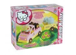 Androni Stavebnice Safari auto pro Hello Kitty, malý