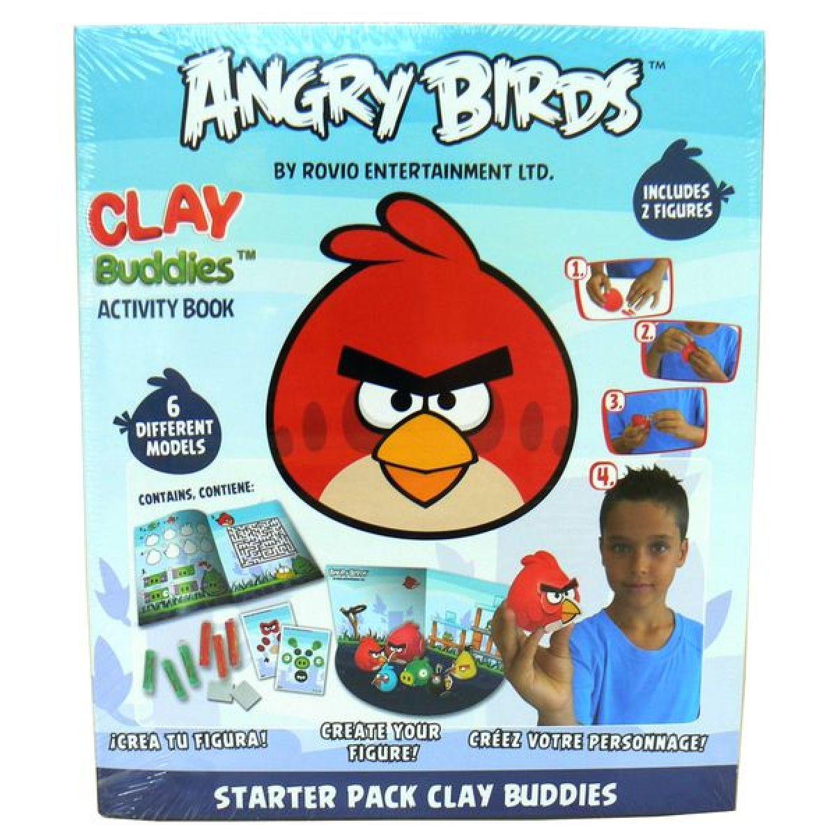 Angry Birds Modelína Starter pack