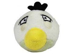 Angry Birds Plyšová násadka na tužku bílá