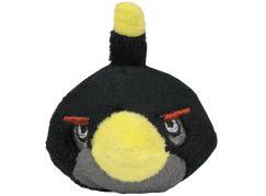 Angry Birds Plyšová násadka na tužku černá