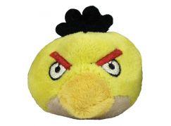 Angry Birds Plyšová násadka na tužku žlutá
